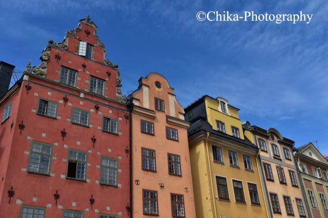 SWEDEN TRIP *Gamla stan*